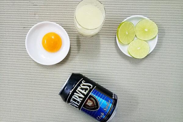 Uống trứng gà và sữa đặc đúng cách giúp tăng cân, cải thiện vòng 1