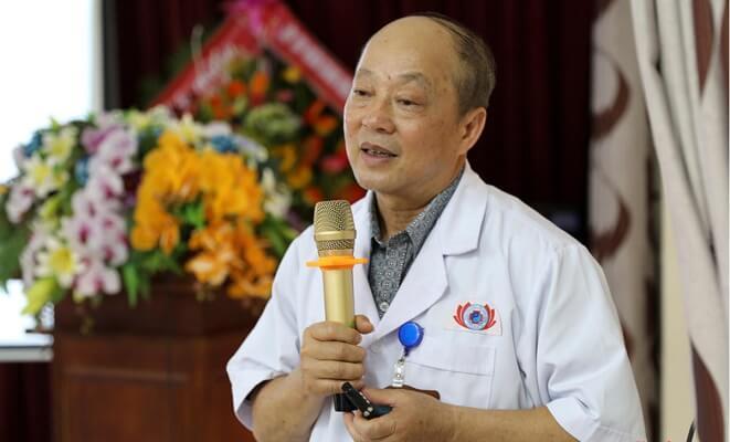 Giáo sư, Tiến sĩ Cao Minh Châu Bệnh viện Bạch Mai