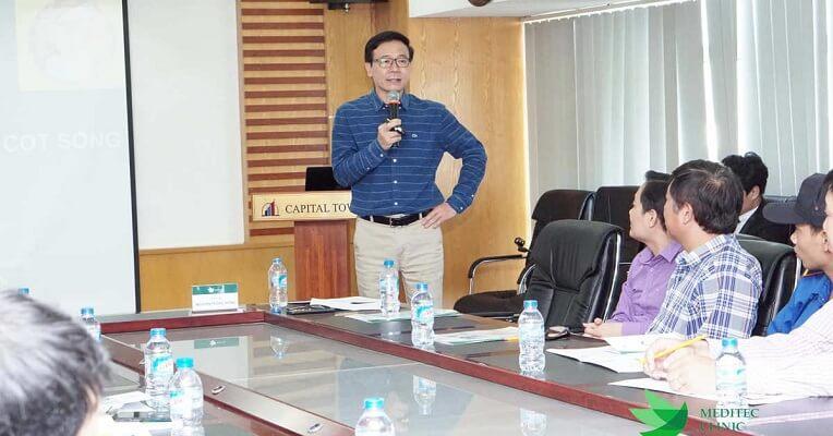 Phó Giáo sư, Tiến sĩ Nguyễn Trọng Hưng Bệnh viện Lão Khoa Trung ương