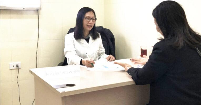 Phó Giáo sư, Tiến sĩ Nguyễn Thanh Bình Bệnh viện Lão khoa Trung ương