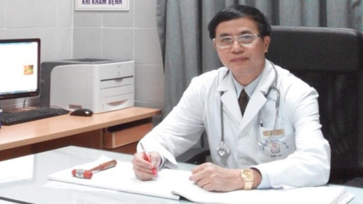 Phó Giáo sư, Tiến sĩ Ngô Đăng Thục Bệnh viện Đại học Y Hà Nội