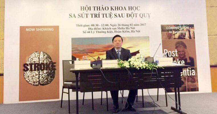 Giáo sư, Tiến sĩ Lê Văn Thính Bệnh viện Bạch Mai