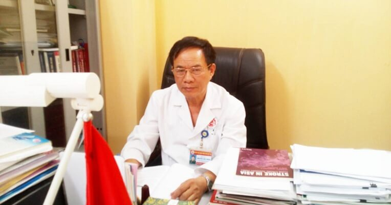 Giáo sư, Tiến sĩ Nguyễn Văn Thông Bệnh viện Quân Y 108