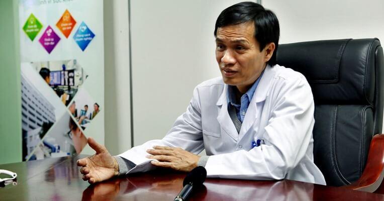 Phó Giáo sư, Tiến sĩ Đồng Văn Hệ Bệnh viện Việt Đức