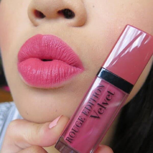 Son Velvet màu số 07 (hồng nude) - Nude-ist