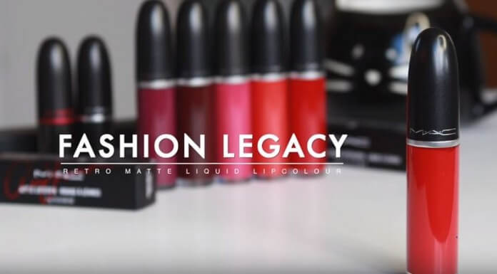 Fashion Legacy Màu đỏ tươi nổi bật