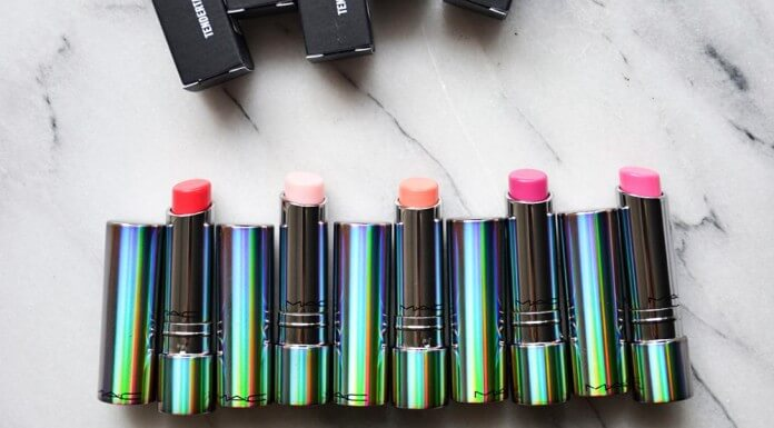 Son Mac Tendertalk Lip Balm – dòng son dưỡng màu