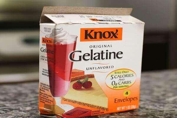Tác dụng của bột Gelatin trong ẩm thực, làm bánh, thạch rau câu