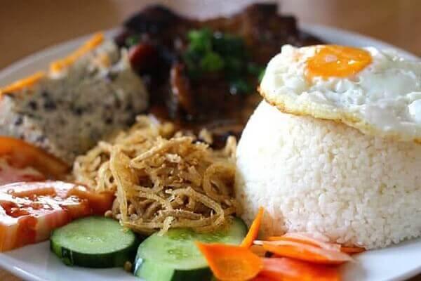 Cơm tấm là món đặc sản của miền Nam - các món ăn ngon 72 món ẩm thực Vn