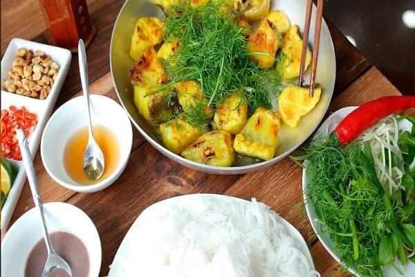 Chả cá Lã Vọng - các món ăn ngon 72 món ẩm thực Vn