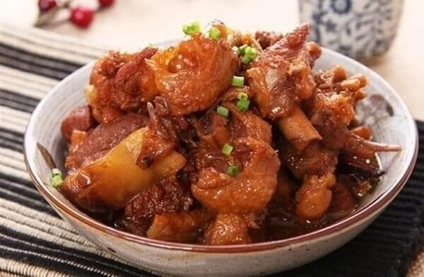 Một số món ăn ngon từ thịt vịt với cách làm đơn giản