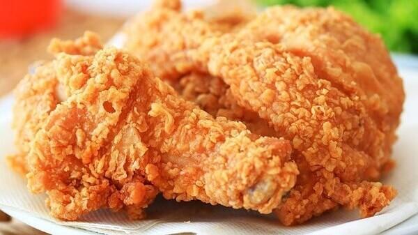 Cách làm gà rán Kfc ngon đơn giản tại nhà