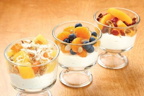 Sữa chua gây khó tiêu cho những có vấn đề về đường tiêu hóa