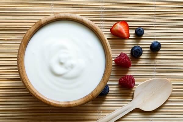 Giá trị dinh dưỡng trong sữa chua