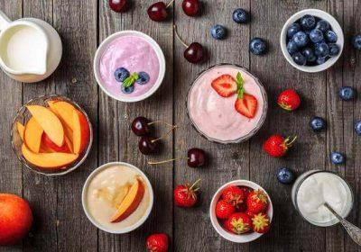 5 cách làm sữa chua uống hoa quả trái cây vị cam, vị nha đam đơn giản ngay tại nhà