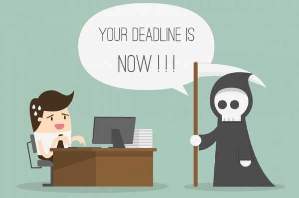 Nắm chắc thông tin dateline sẽ dễ dàng chuẩn bị tiếp đón khách chu đáo hơn