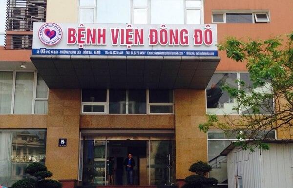 Bệnh viện Đông Đô, Xã Đàn, Đống Đa, Hà Nội