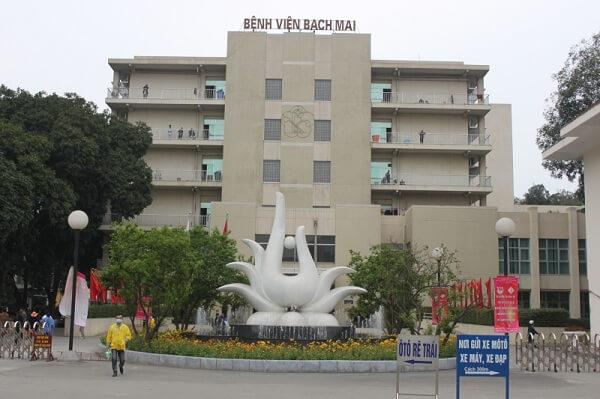 Khoa Tai Mũi Họng - Bệnh viện Bạch Mai, Đống Đa, Hà Nội