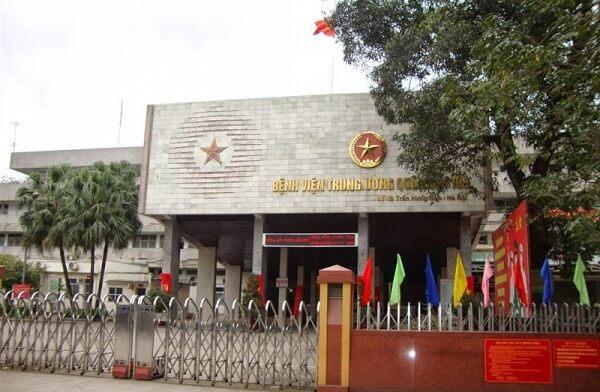 Khoa Tai Mũi Họng - Bệnh viện Trung ương Quân đội 108