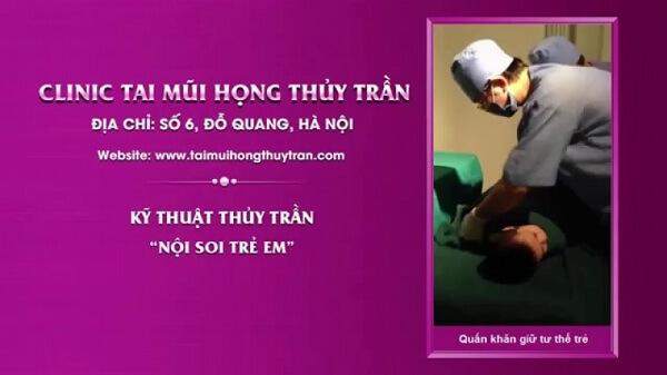 Phòng khám Tai mũi họng Thủy Trần, Trần Duy Hưng, Hà Nội