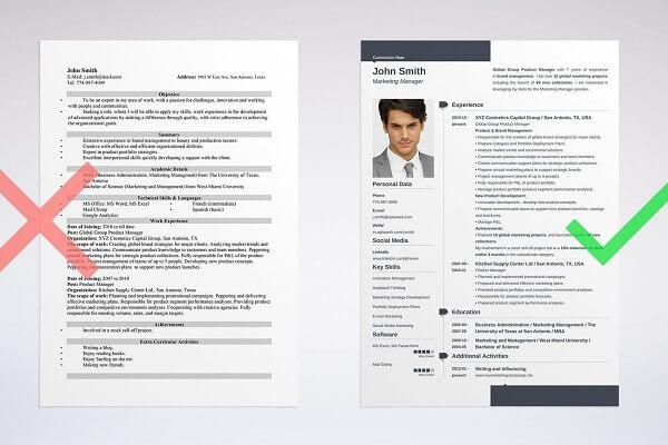 Cv là gì, hồ sơ xin việc là gì, 8 website tạo CV đẹp và chuyên nghiệp hiện nay