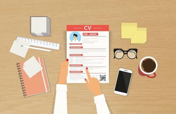 Những mẫu CV đẹp, chuyên nghiệp, đầy đủ thông tin nhất