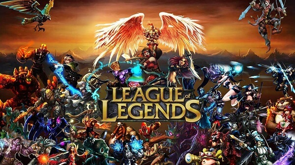 Kí tự đặc biệt LoL (League of Legends)