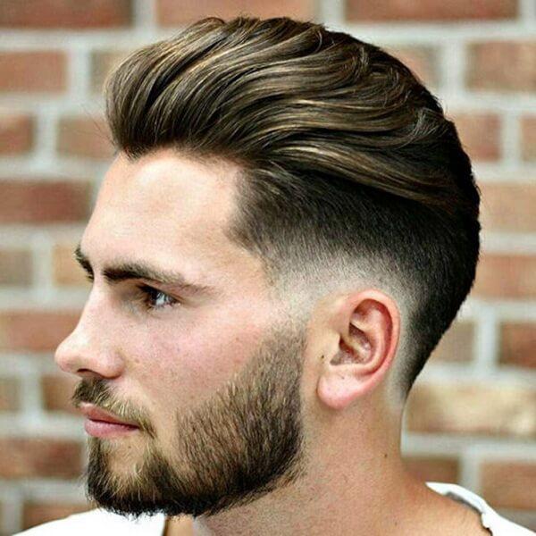 Đây là một kiểu tóc đòi hỏi sự tinh tế của chủ nhân sở hữu nó. Chỉ cần khéo léo chăm sóc nó một chút là các chàng có thể tự tin hơn rất nhiều lần khi xuất hiện trước mặt mọi người.