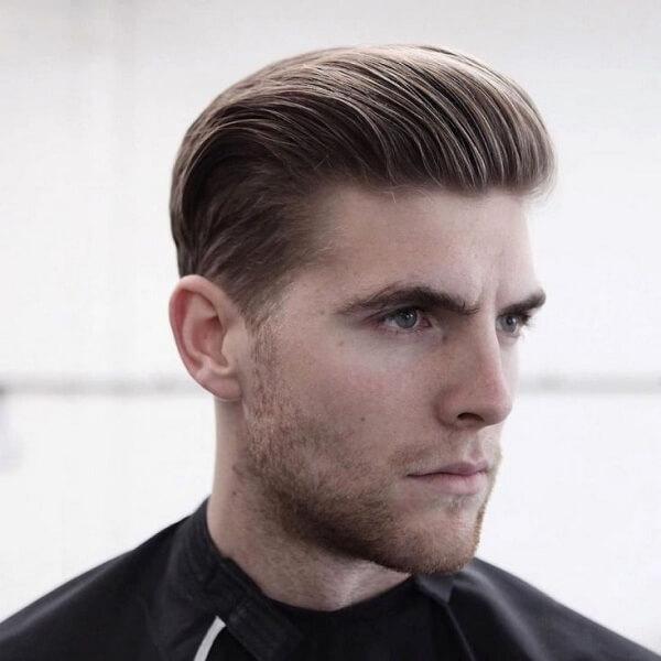 Kiểu tóc này giúp bạn cá tính nhưng có nét truyền thống