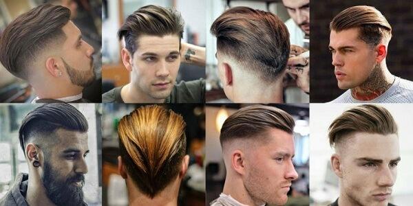 Những kiểu tóc Undercut nam vuốt ngược đẹp lịch lãm sang trọng