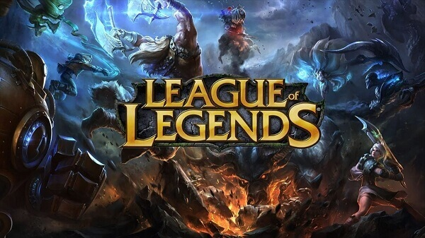 LOL viết tắt của từ: League of Legends