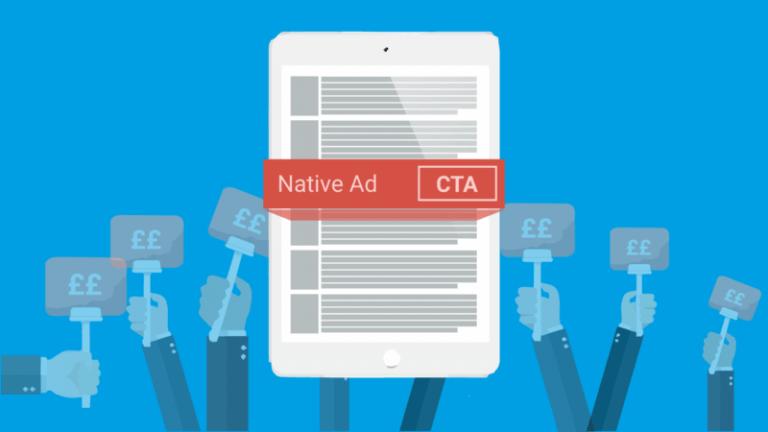 Làm các quảng cáo hiển thị thân thiện trên thiết bị di động là một trong các nỗ lực của Native Advertising.