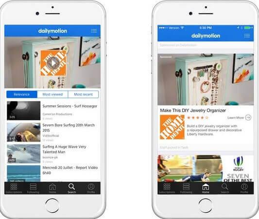 Các ví dụ về Native Ads trên Facebook, Native Ads là gì