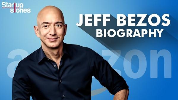 Jeff Bezos – nhà sáng lập kiêm CEO của Amazon