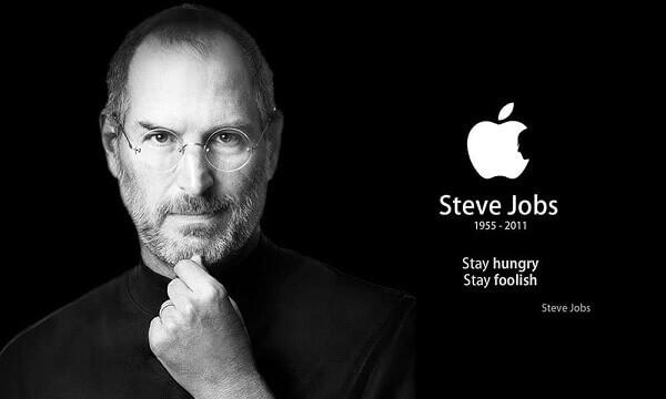 Steve Jobs – nhà đồng sáng lập của Apple