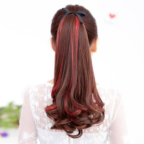Với tóc đen nên móc light, highlight màu gì cho đẹp?