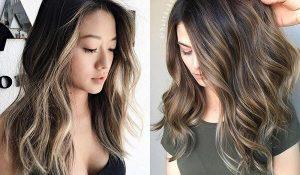 Tóc đen móc light tóc màu nào đẹp, 13 màu tóc móc lai đẹp cho nữ mới 2019