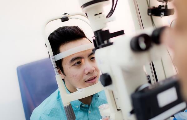 Bệnh lý của khoa mắt liên quan chặt chẽ với khoa Tai Mũi Họng