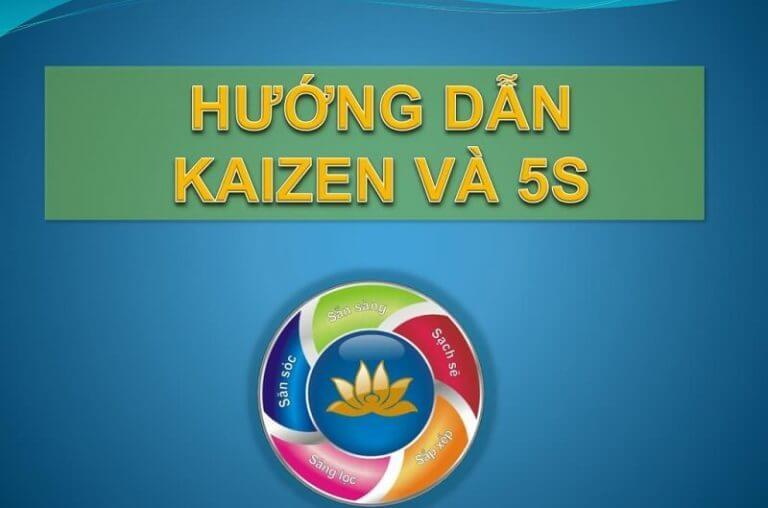 Các bước áp dụng Kaizen 5S vào trong công việc
