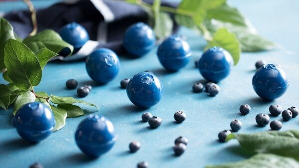 Blueberry hay ở Việt Nam chúng có tên gọi khác là quả Việt quất hay việt quất bụi (tên khoa học: Vaccinium angustifolium)
