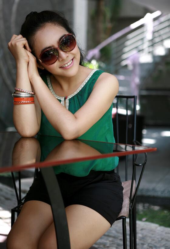 Phương Khánh – Cô diễn viên răng khểnh đáng yêu