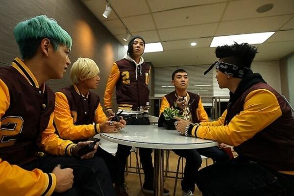 Bigbang tham gia Running Man những tập nào - 12 tập Running Man có Big Bang tham gia hay và hài hước nhất