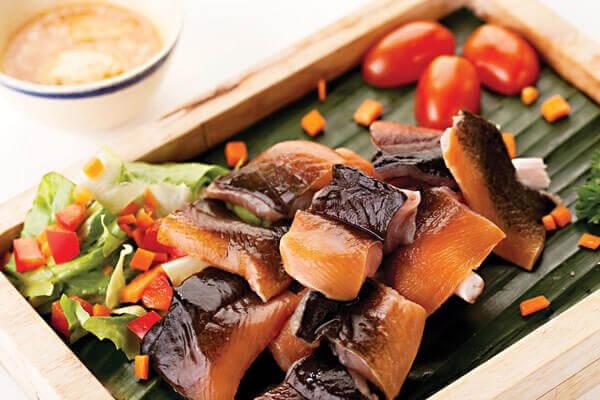Thành phần dinh dưỡng có trong thịt lương khá cao.