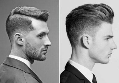 6 kiểu tóc nam cạo 2 bên và gáy để đỉnh đầu mái dài mái xéo tùy biến