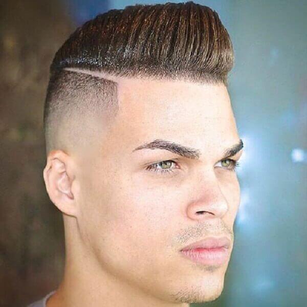 Kiểu tóc mào gà hiện đại