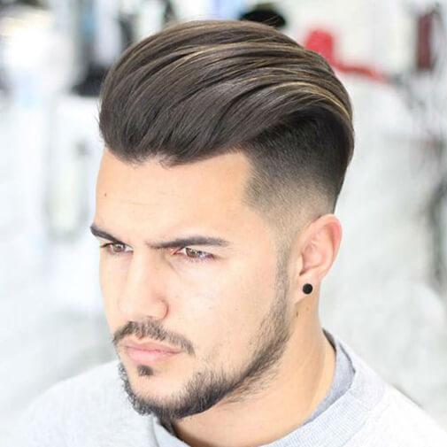 Những kiểu tóc undercut cho nam mới nhất