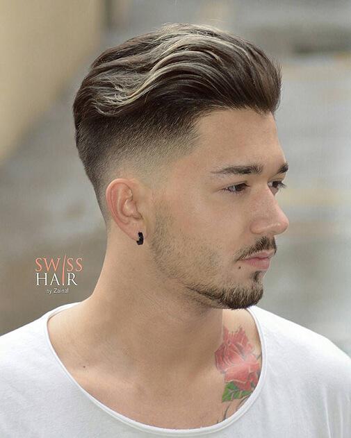 16 kiểu tóc Undercut nam đẹp, 50 mẫu tóc Underdut vuốt ngược đẹp