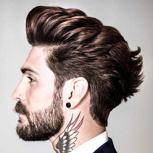 Kiểu tóc undercut hot