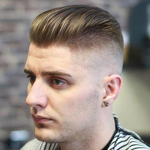 Kiểu tóc undercut marco reus