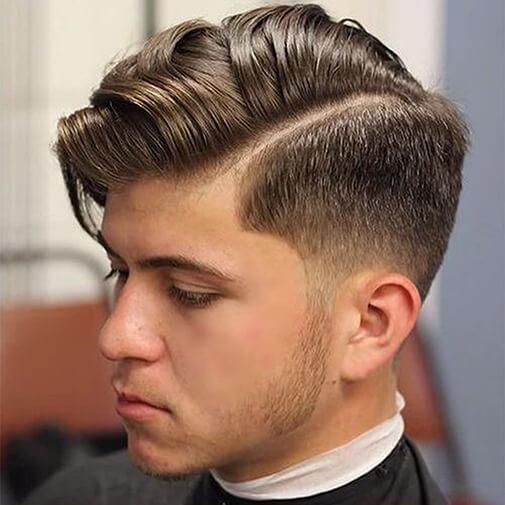 Ngoài những kiểu trên, còn có một số kiểu tóc Undercut đơn giản